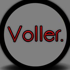 Voller.
